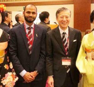 জাপানের সেরা বিজ্ঞানী নির্বাচিত হয়েছেন সরকারী বাঙলা কলেজের সাবেক শিক্ষার্থী