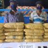 জয়পুরহাটে ৫০ কেজি গাঁজা সহ দুই মাদক ব্যবসায়ী আটক